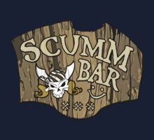 Monkey Island - Scumm Bar by Faniseto