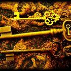Kind words will unlock an iron door by HennaGoddess