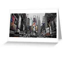 Iconic NY City  Greeting Card