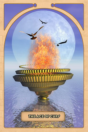 The Ace of Cups by John Edwards