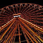 Ferris wheel by heinrich