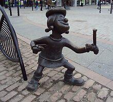 Minnie the Minx by biddumy