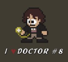 I ♥ Doctor #8 by TheRandomFactor
