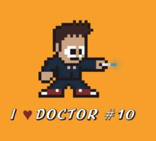 I ♥ Doctor #10 by TheRandomFactor