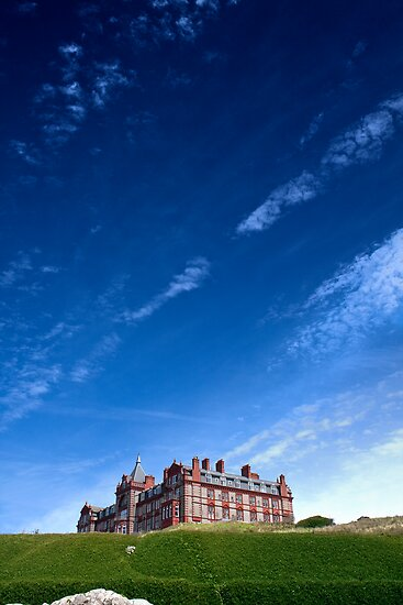 Headland Hotel by timmburgess