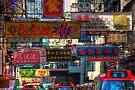 Mong Kok - Hong Kong by Paul Thompson Photography