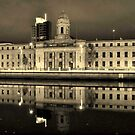 cork city hall ireland  by TIMKIELY