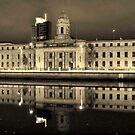cork city hall ireland  by TIMKIELY