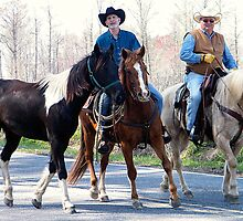 Carolina Cowboys by WeeZie