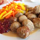 Ikea meatballs by Thibault Trubert