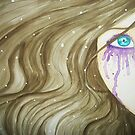 Purple Tears by Katz Karma