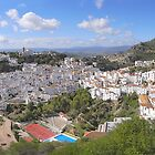 BEAUTIFUL SPANISH TOWN OF CASARES by kfbphoto