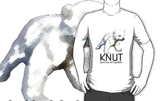 Knut Polar Bear by Zehda