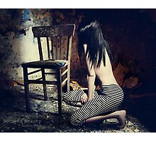 Decayed Beauty Photographic Print