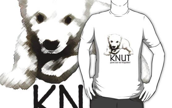 Knut Polar Bear by Zehda