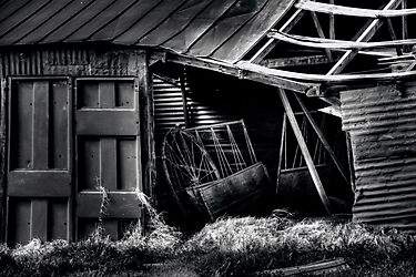 BW-11 - Barn - Springtown, Texas by jphall