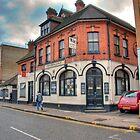 The Fighting Cocks Pub: Kingston Upon Thames, London. by DonDavisUK