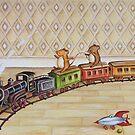 Choo-choo by Irene Owens