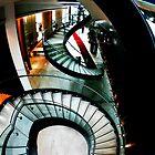Hilton Hotel Manchester by Steve Ashton