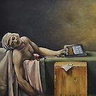 The death of Marat by LaNatra