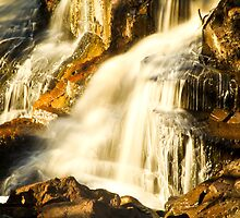 nigretta falls by zbphotography