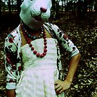 The female rabbit by AshtonJeffrey