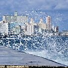 Habana Malecon by Yukondick