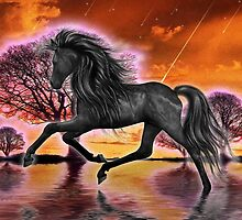 Run Wild .. Run Free by LoneAngel