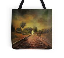 Shadows of the past........ Tote Bag