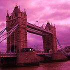 London Bridge by unclebuck