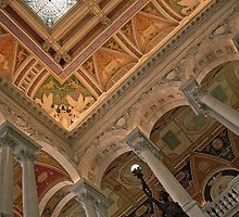 Library of Congress by Cora Wandel