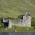 Kilchurn Castle, Loch Awe by JamesTH