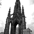 Scott Monument by Matthias Keysermann