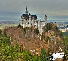 Neuschwanstein by Freese