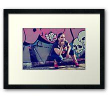 Lou Paris Framed Print