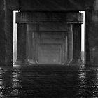 Bridge Over Troubled Water by Johanne Brunet