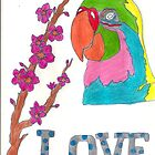 Love Bird by kellaybaybay