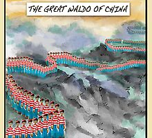 Great Waldo Of China by Rick  London