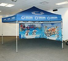 CI Gazebo for Trade Shows & exhibitions by Joy45