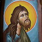 Sanit John the baptist by Blagojce Petrovski