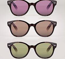 RayBan - phase one + HB 501 by poise
