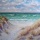Dune Grass II by Claudia Hansen