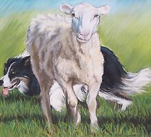 Ewe must obey by Cynthia Brewster