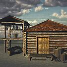Fishermans Shack by jgrace