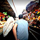 floating market. by thelmntop