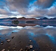 Good morning Derwentwater by Shaun Whiteman