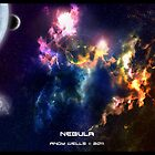 Where No Man Has Gone Before 9 - Nebula I by Andrew Wells