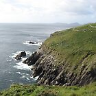 Rocky Coast of Ireland by LVFreelancer