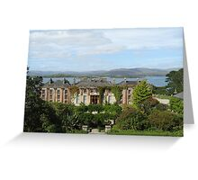 Bantry House Ireland Greeting Card