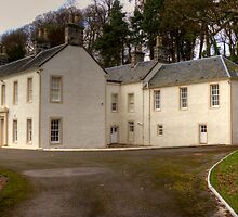 Balgownie Mansion House by Tom Gomez
